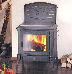 Lambert cheminees sarl po les bois nestor martin for Poele a bois chargement lateral